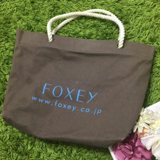 フォクシー(FOXEY)のフォクシー❤︎レディキャンバスバッグ(トートバッグ)