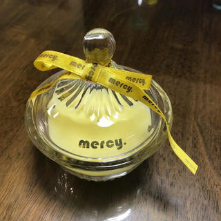 マーシー(mercy.)の美品☆倖田來未☆非売品☆ mercy. キャンドル☆(ミュージシャン)