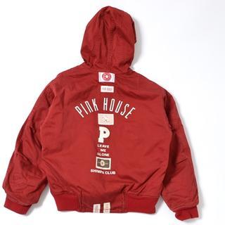 ピンクハウス(PINK HOUSE)の◇PINK HOUSE◇sizeaboutM hoodie jacket(ブルゾン)