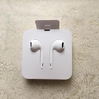 アイフォーン(iPhone)の新品  イヤフォン  イヤホン  iPhone XR  付属品 純正品 正規品(その他)