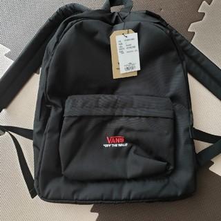 ヴァンズ(VANS)の新品VANSバック(バッグパック/リュック)
