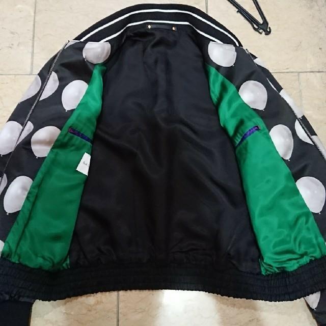 Paul Smith(ポールスミス)のPaul Smith バルーンブルゾン 16aw  メンズのジャケット/アウター(ブルゾン)の商品写真