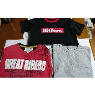 ウィルソン(wilson)の再値下げ‼️男児 トップス150三点セット(Tシャツ/カットソー)