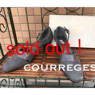 クレージュ(Courreges)の▫️ courreges パンプス(ハイヒール/パンプス)