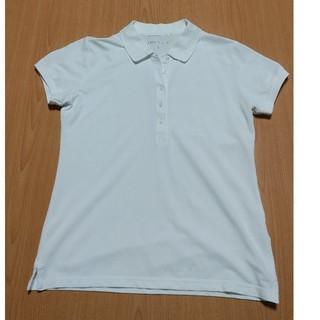 シマムラ(しまむら)の白ポロシャツ しまむら(ポロシャツ)