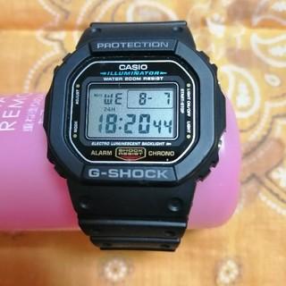 ジーショック(G-SHOCK)のG-SHOCK dw5600e (腕時計(デジタル))