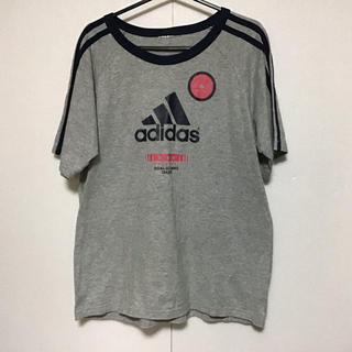 アディダス(adidas)のレディース adidasTシャツ(Tシャツ(長袖/七分))
