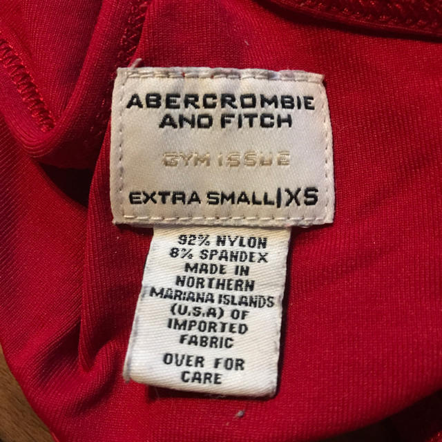 Abercrombie&Fitch(アバクロンビーアンドフィッチ)の Abercrombie &Fitch  ハーフトップ  レディースのトップス(ベアトップ/チューブトップ)の商品写真