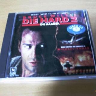 ♪USED/CD♪DIE HARD2/オリジナル サウンドトラック♪☆(映画音楽)