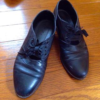 ヨウジヤマモト(Yohji Yamamoto)のY's ヨウジヤマモト 革靴 M(ローファー/革靴)
