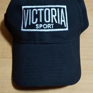 ヴィクトリアズシークレット(Victoria's Secret)のヴィクシーロゴキャップ(キャップ)