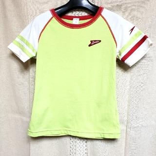 ミズノ(MIZUNO)のTシャツ ミズノ SPEEDO スポーツウエア レディース tシャツ Lサイズ(ウォーキング)