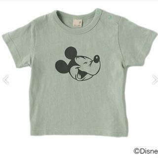 プティマイン(petit main)の新品☆petit main ミッキー Tシャツ 110 ディズニー ZARA(Tシャツ/カットソー)