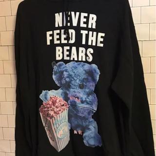 ミルクボーイ(MILKBOY)のMILKBOY パーカー teddy bear(パーカー)