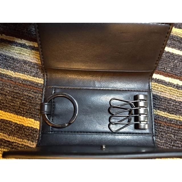watch e56ba adc59 コーチ COACH キーケース F64005 シグネチャー 4リング キーケース