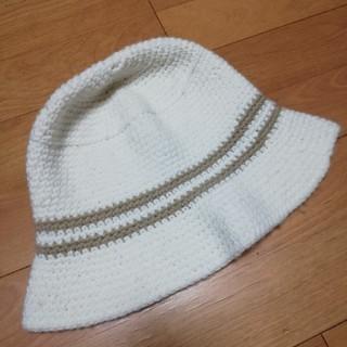 コムサイズム(COMME CA ISM)のコムサイズム ニット帽(ニット帽/ビーニー)