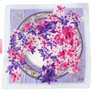 レディー(Rady)の新品  エレガンスフラワースカーフ(バンダナ/スカーフ)