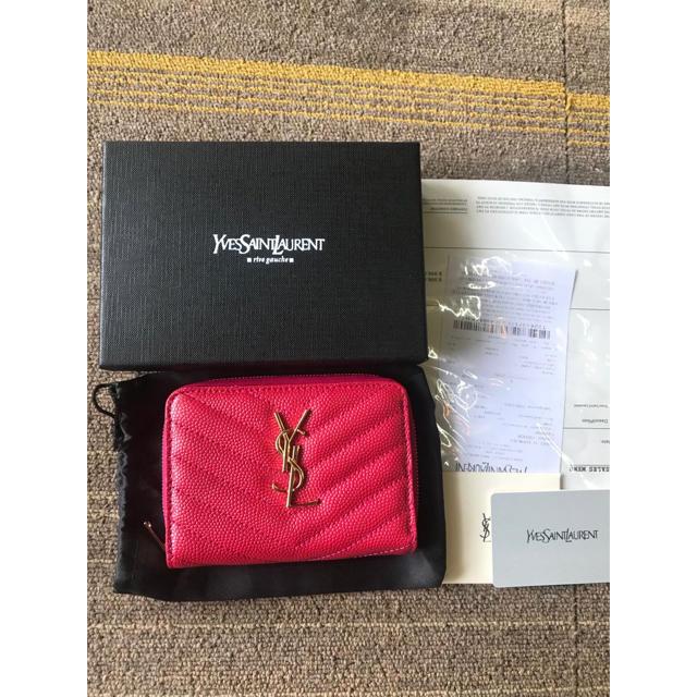 BREITLING 時計 激安 スーパー コピー / Saint Laurent - サンローラン  折財布の通販 by ヒジリ's shop|サンローランならラクマ