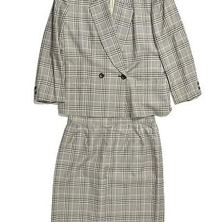 バーバリー(BURBERRY)の◇BURBERRYS◇size17BR jacket skirt(セット/コーデ)