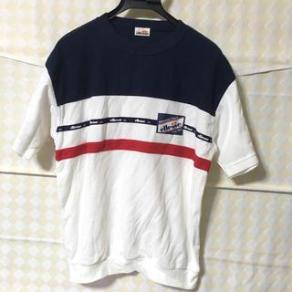 エレッセ(ellesse)のellesse   Tシャツ   Mサイズ  90S (Tシャツ/カットソー(半袖/袖なし))