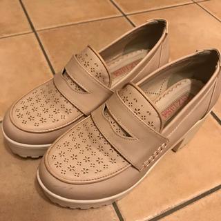 リズリサ(LIZ LISA)のリズリサ  厚底ローファー(ローファー/革靴)