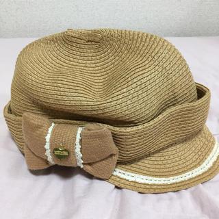 リズリサ(LIZ LISA)のLIZ LISA 帽子(ハット)