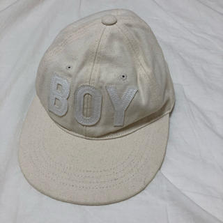 トゥデイフル(TODAYFUL)のTODAYFUL BOY cap(キャップ)