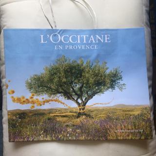 L'OCCITANE - ロクシタン ショップ袋 Mサイズ (A4より少し小さいくらいです)