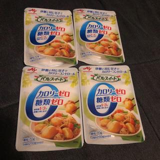 アジノモト(味の素)のパルスイート 70グラム 4袋(調味料)