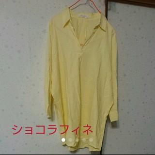 ショコラフィネローブ(chocol raffine robe)のショコラフィネローブ トップス(シャツ/ブラウス(長袖/七分))