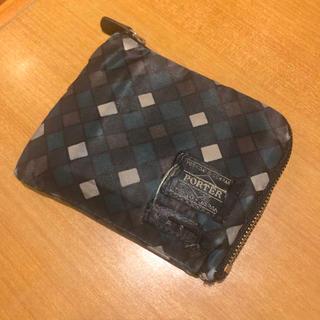 マルニ(Marni)のPORTER × MARNI ポーター × マルニ  財布 (折り財布)