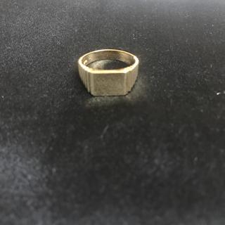 K18印台  指輪 26(リング(指輪))