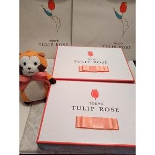 ★店舗限定 大人気★TOKYOチューリップローズ 6個入り 2箱(菓子/デザート)