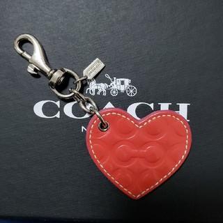 コーチ(COACH)のCOACH ハート キーホルダー(バッグチャーム)
