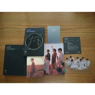 ボウダンショウネンダン(防弾少年団(BTS))のBTS   「Love Yourself  轉 'Tear'」Yバージョン(K-POP/アジア)