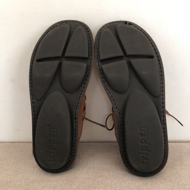trippen(トリッペン)のtrippen tyler 37 23.5〜24㎝ レディースの靴/シューズ(ローファー/革靴)の商品写真
