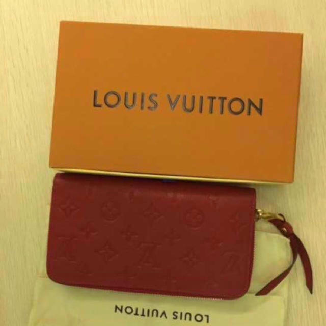 LOUIS VUITTON - LOUIS VUITTON ヴィトン アンプラント ジッピー・ウォレットの通販 by メグミ|ルイヴィトンならラクマ