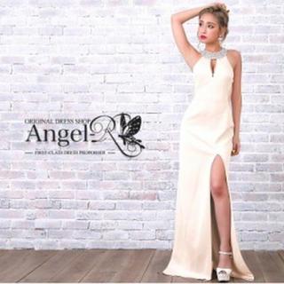 エンジェルアール(AngelR)のAngel R♡ビジューロングドレス(ロングドレス)