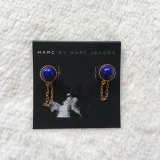 マークバイマークジェイコブス(MARC BY MARC JACOBS)のマークバイマークジェイコブス♡ラピスラズリピアス(ピアス)