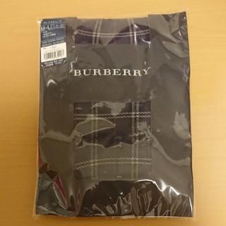 バーバリー(BURBERRY)のバーバリー BURBERRY ストッキング タイツ M~L(タイツ/ストッキング)