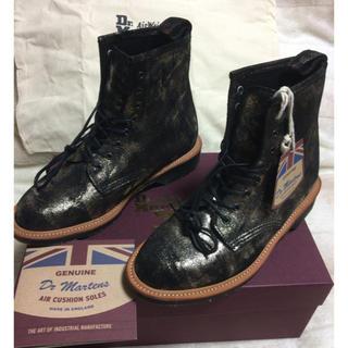 ドクターマーチン(Dr.Martens)の☆希少☆新品 未使用☆ドクターマーチン ブーツ イングランド製 UK6☆(ブーツ)
