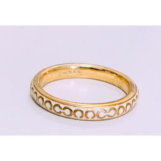 コーチ(COACH)の専用        COACH  指輪(リング(指輪))