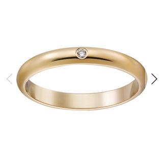 カルティエ(Cartier)のカルティエK18 イエローゴールド 指輪美品(リング(指輪))
