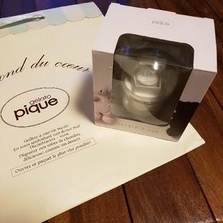 ジェラートピケ(gelato pique)の【新品未使用】gelato piqué  ジェラピケ 10周年記念スノードーム(ノベルティグッズ)