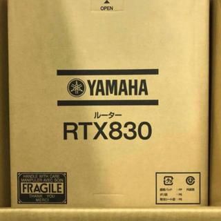 ヤマハ(ヤマハ)のYAMAHA RTX830 2個セット(PC周辺機器)