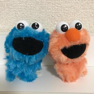 SESAME STREET - クッキーモンスター♥エルモ♥ぬいぐるみ