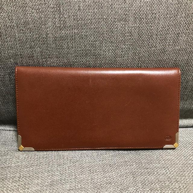Christian Dior - クリスチャン ディオール 長財布の通販 by 腹キン's shop|クリスチャンディオールならラクマ