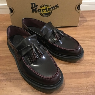 ドクターマーチン(Dr.Martens)のドクターマーチン タッセルローファー UK7 26cm(ローファー/革靴)
