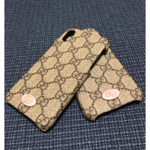 Gucci - GUCCI アイフォン 10ケースの通販