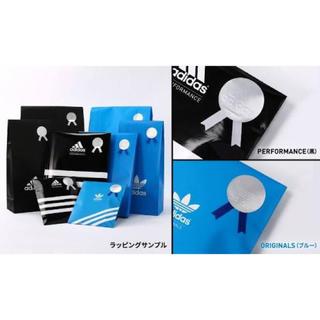 adidas - adidas アディダス 紙袋 ショップ袋 ギフトシール セット